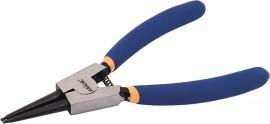 Щипцы для снятия стопорных колец (прямые/разжим) MIOL
