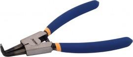 Щипцы для снятия стопорных колец (изогнутые/разжим) MIOL
