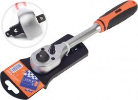 Ключ трещоточный с реверсом универсальный MIOL 58-225