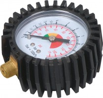 Манометр для пневмопистолета для накачивания колес MIOL 81-521