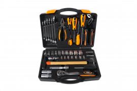 Профессиональный набор инструментов (56 ед.) MIOL 58-021