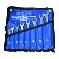 Набор ключей рожково-накидных в копроновой сумке eXpert E-51-708