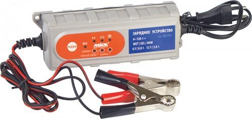 MIOL Зарядное устройство 0.8A/3.8A 6V/12V MIOL 82-012 - Картинка 1
