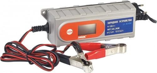 MIOL Зарядное устройство 1.0A/4.2A 6V/12V MIOL 82-014 - Картинка 1
