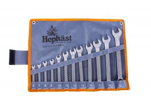 Hephast Набор ключей рожковых Hephäst - Картинка 4