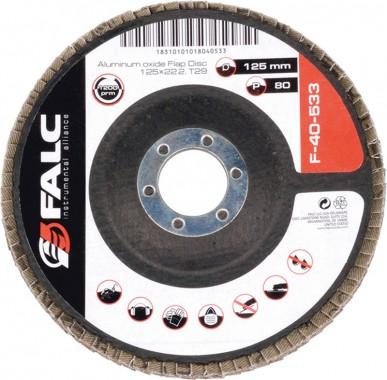 FALC Круг лепестковый шлифовальный FALC - Картинка 1
