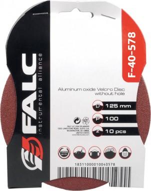 FALC Круг наждачный самоклеющийся FALC - Картинка 1